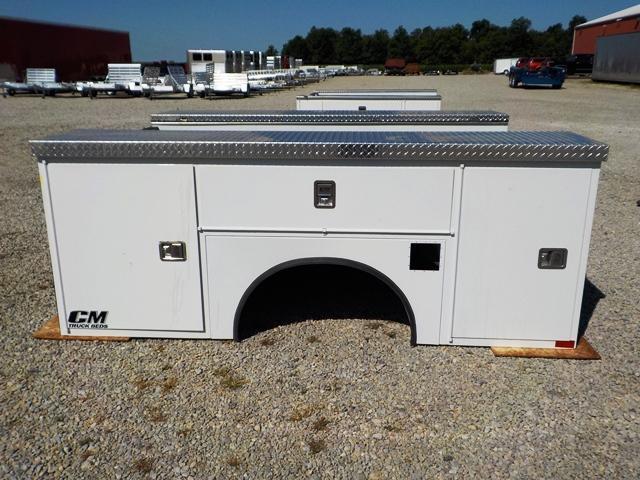 2020 CM 11094 VV FF Truck Bed Service Body