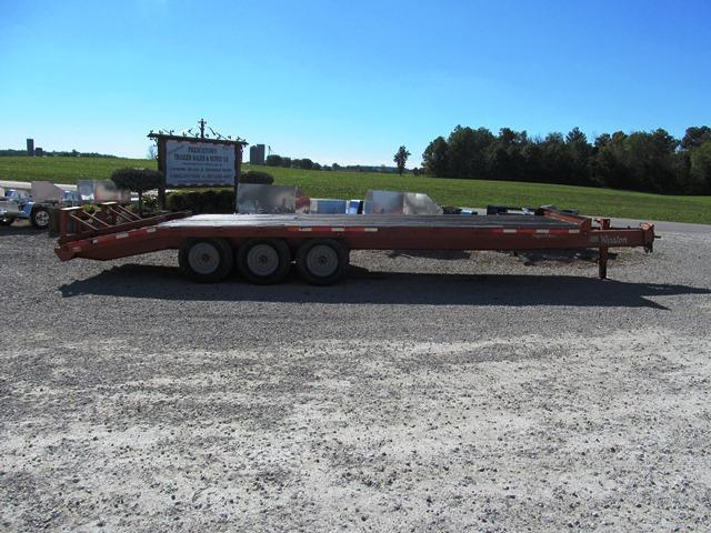 1999 Winston AP30725EC Equipment Trailer **USED**