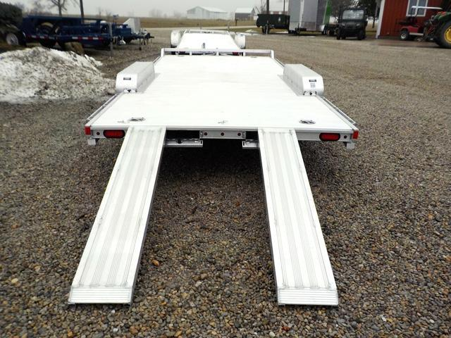 2020 Aluma 8220 H WIDE BODY Car / Racing Trailer