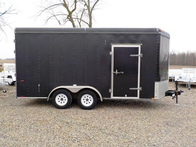 2006 Interstate IWD 716 TA2 Enclosed Cargo Trailer **USED**
