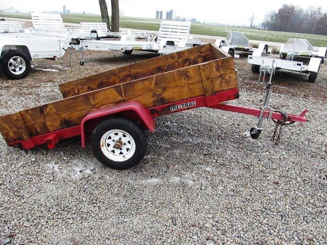 2013 Sure-Trac 5 x 8 Tilt Utility Trailer **USED**