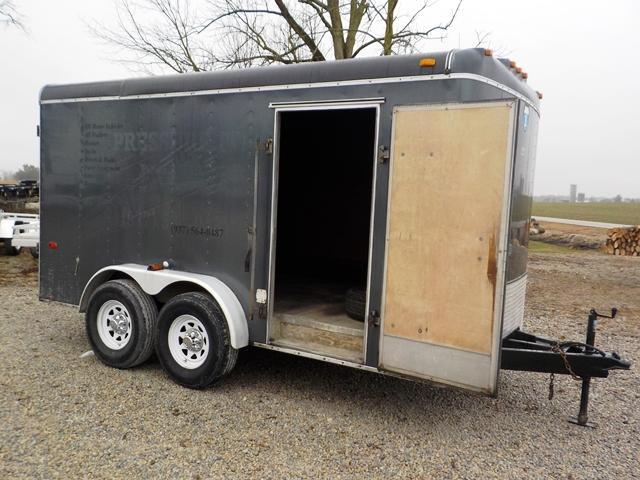 2006 Interstate I-714 TA3 Enclosed Cargo Trailer **USED**