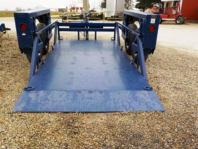 2019 Air Tow RT14-10 Platform Trailer