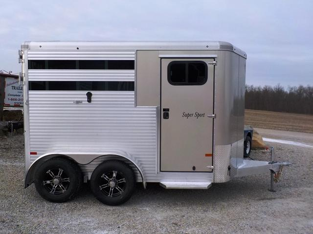 2018 Sundowner Trailers Sunlite SS 2H BP Horse Trailer in Ashburn, VA