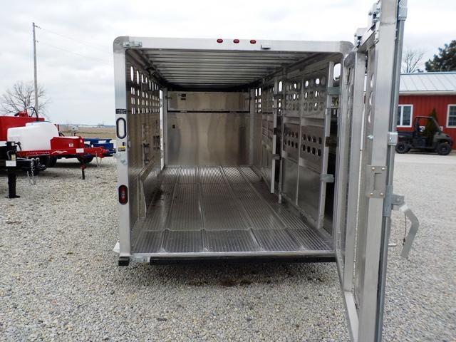 2019 Wilson Trailer Company PSGN - 5720 RANCH HAND Livestock Trailer