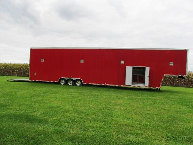 2007 Cargo King 8.5X53TTA 6 CAR STACKER TRAILER Car / Racing Trailer in Ashburn, VA