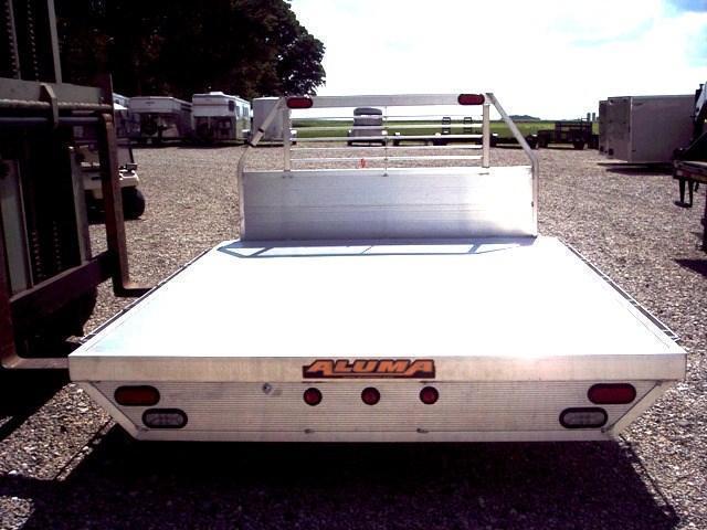 2015 Aluma 81096 Truck Bed / Equipment