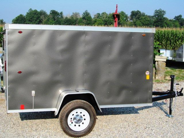 2019 Interstate SF 48 SA1 Enclosed Cargo Trailer