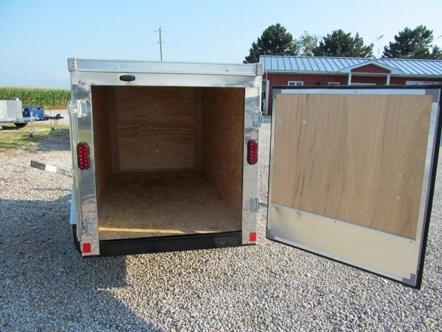 2019 Interstate SF 48 SA1 Enclosed Cargo Trailer
