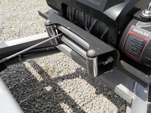 2019 Quality Steel and Aluminum 8318 AL-CH Car / Racing Trailer