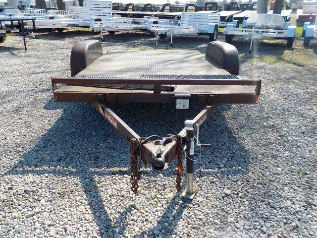 2005 Brooks 84-14 Car / Racing Trailer - **USED**
