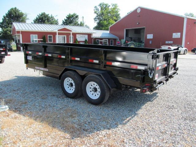 2018 Liberty LD14K83X16LPS HD Dump Trailer
