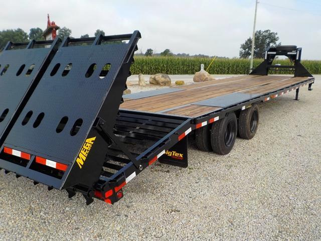 2020 Big Tex Trailers 22GN-HD 30' + 5' MR Equipment Trailer