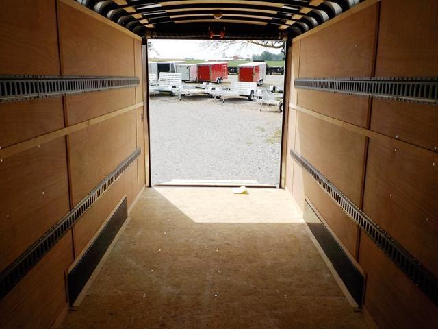 2017 Interstate IWD 718 TA4 Enclosed Cargo Trailer