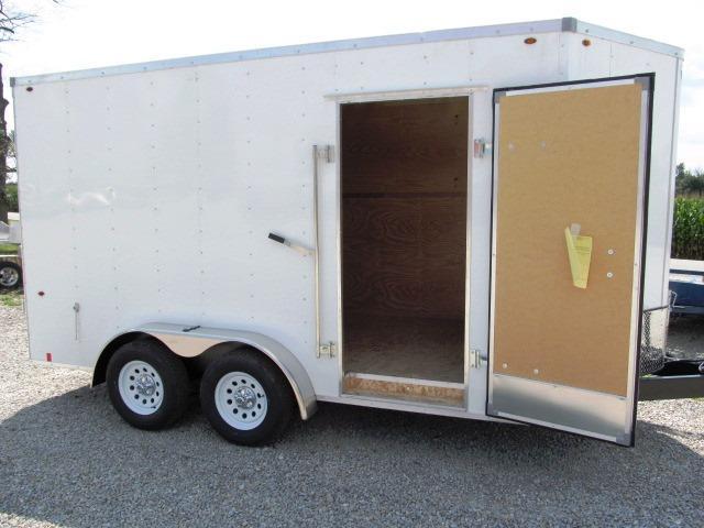 2019 Interstate SFC 714 TA2 Enclosed Cargo Trailer