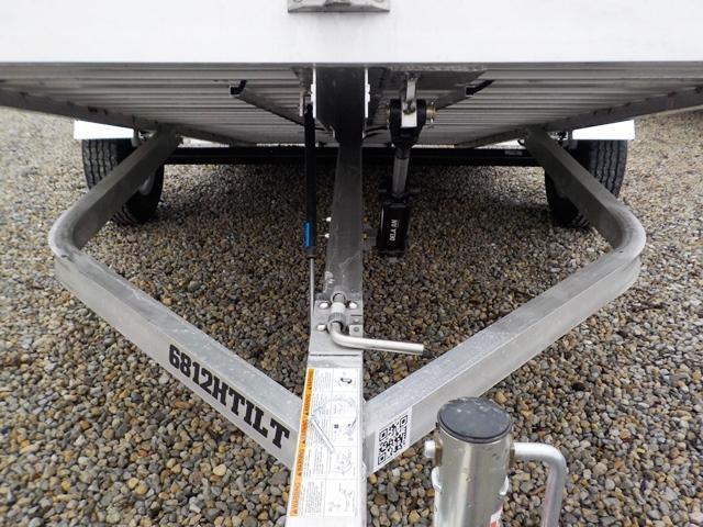 2020 Aluma 6812 H-TILT Utility Trailer