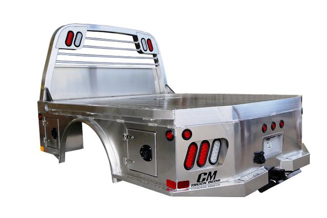"""CM AL SK Truck Bed 8'6"""" X 84"""" X 56"""" X 38"""""""
