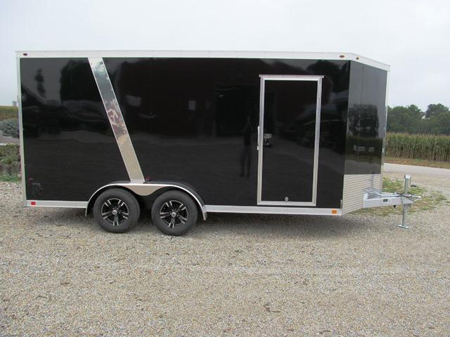 2019 Interstate AFC 716 TA2 Enclosed Cargo Trailer