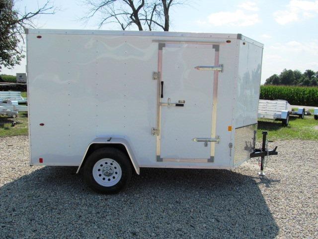 2019 Interstate SFC 610 SAFS Enclosed Cargo Trailer in Ashburn, VA