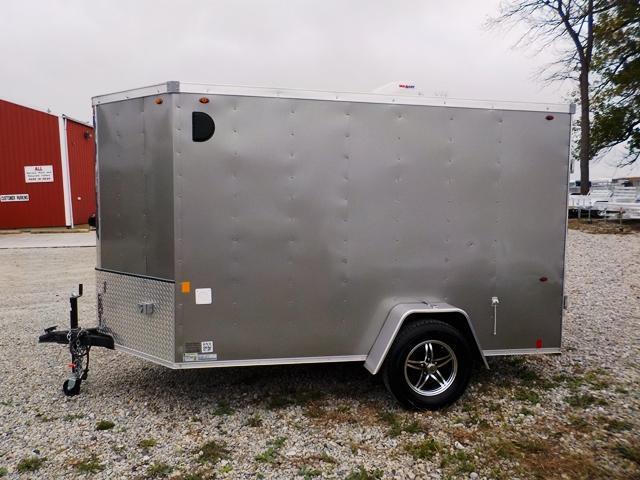 2017 Interstate IFC 610 SAFS Enclosed Cargo Trailer - **USED**