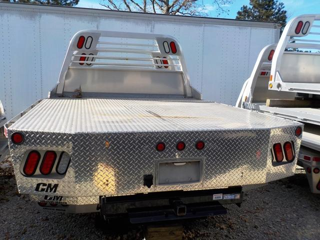 "NEW CM AL RD 8'6"" / 97"" / 56"" - 58"" / 42"" Truck Bed / Equipment"