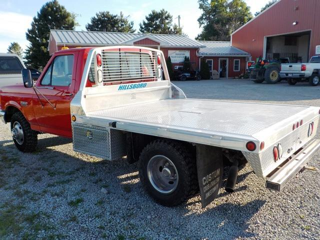 1988 Ford F-350 Truck Cab-Chassis