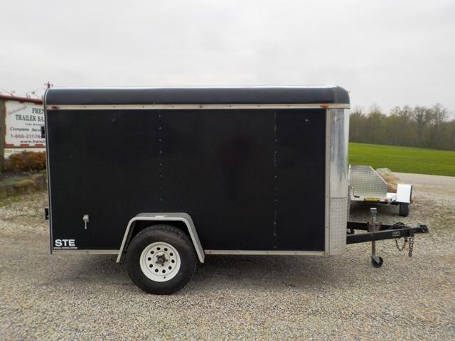 1997 Cargo Express CE610 STE Enclosed Cargo Trailer