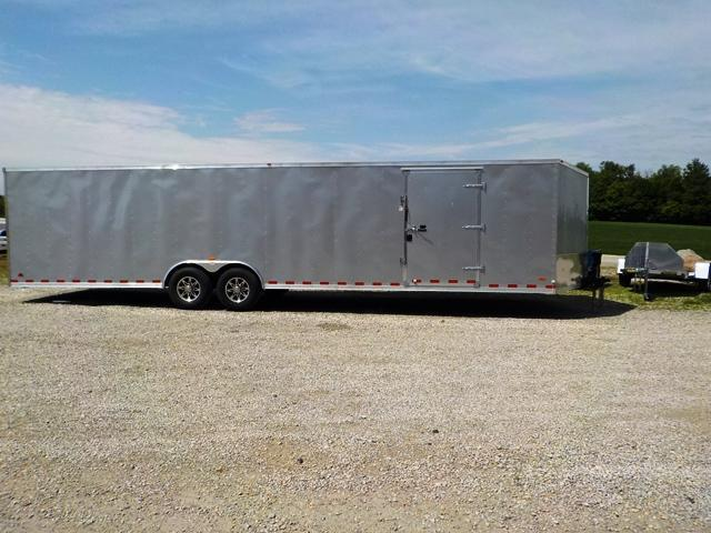 2018 RC Trailers RTB 8.5X35W Enclosed Cargo Trailer in Ashburn, VA