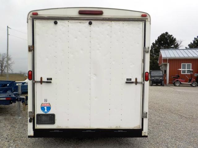 2007 Interstate IWD 814 TA2 Enclosed Cargo Trailer