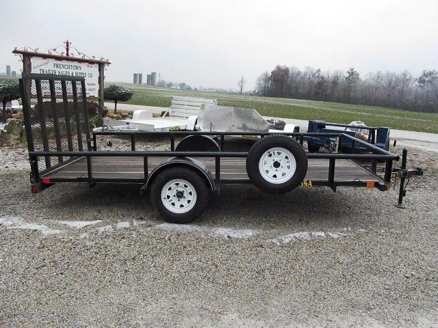 2014 Big Tex Trailers 35SA-14 Utility Trailer **USED**