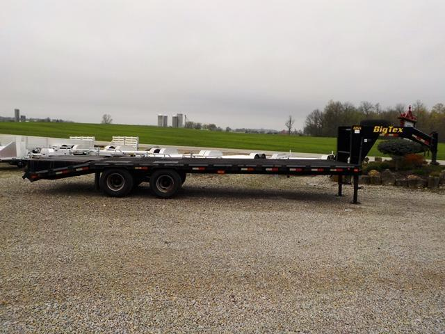 2002 Big Tex Trailers 22GN 22' + 5' Equipment Trailer **USED** in Ashburn, VA
