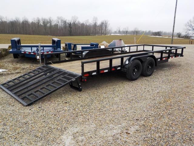 2019 Big Tex Trailers 10PI-20 Utility Trailer
