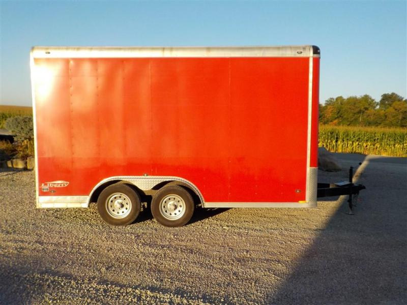 2012 Stealth Trailers SLT 8514 TA2 Enclosed Cargo Trailer **USED**