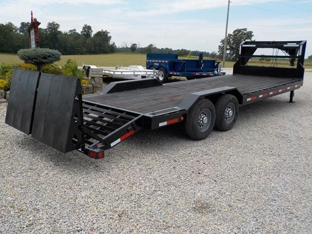2013 Load Trail GC 8326072 Equipment Trailer - **USED**
