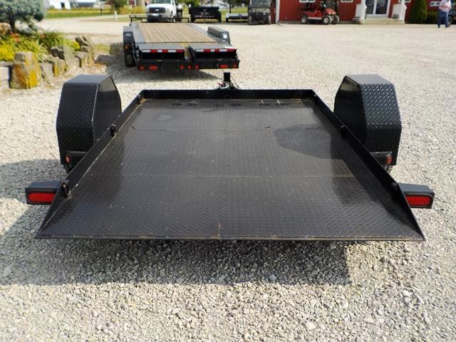2016 Load Trail TILT Scissor Hauler 7710 Equipment Trailer **USED**
