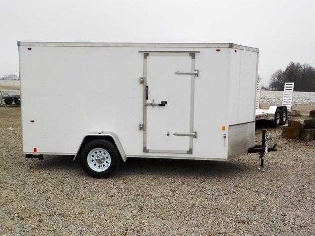 2019 Interstate IFC 612 SAFS Enclosed Cargo Trailer in Ashburn, VA