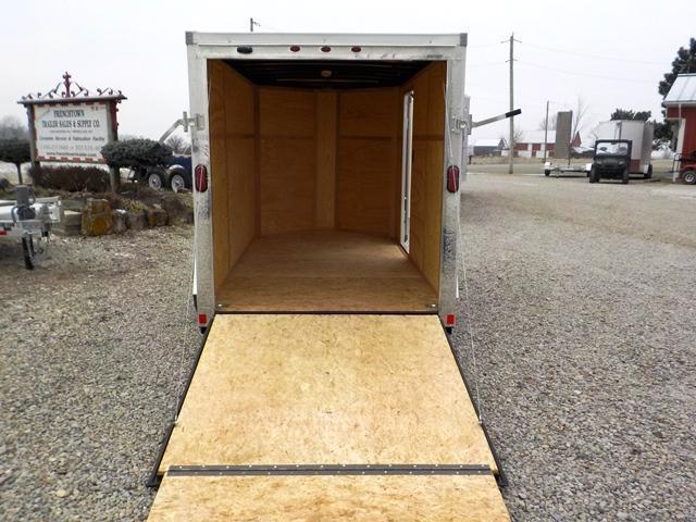 2019 Interstate IFC 612 SAFS Enclosed Cargo Trailer