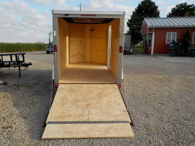 2020 Interstate SFC 612 SAFS Enclosed Cargo Trailer