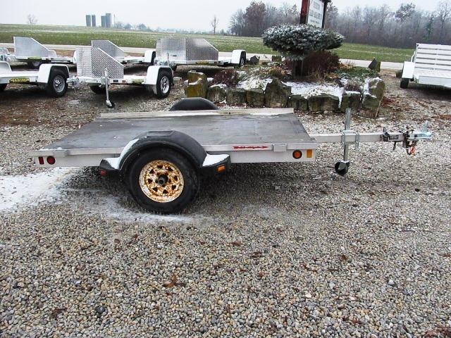 2001 Worthington Trailers 5 x 8 Tilt Utility Trailer **USED** in Ashburn, VA