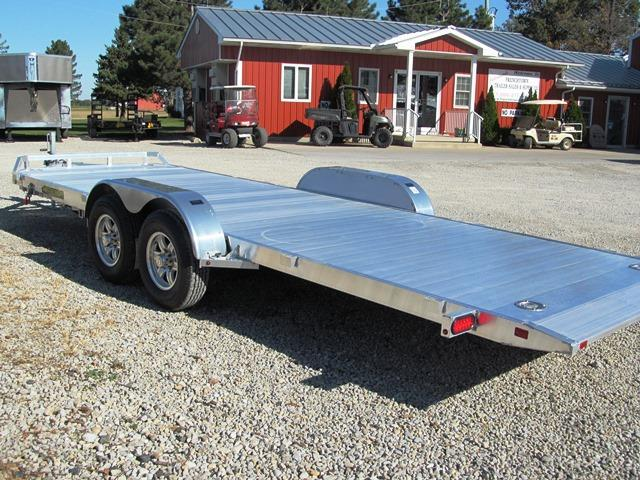 2019 Aluma 8220 H TILT Car / Racing Trailer