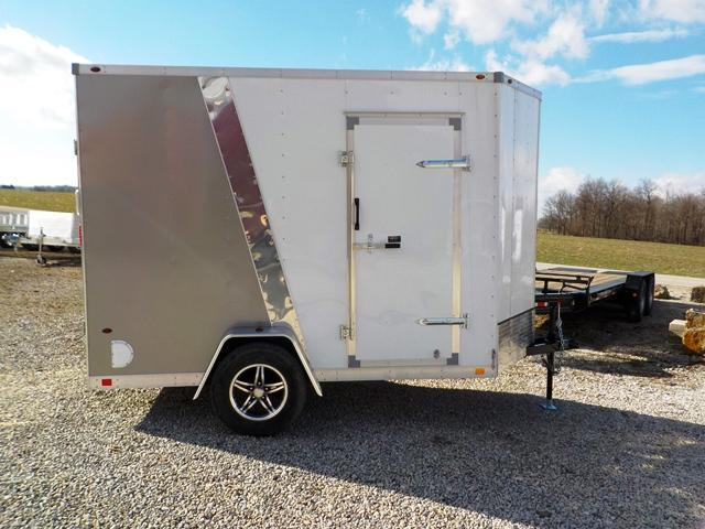 2019 Interstate IFC 610 SAFS Enclosed Cargo Trailer