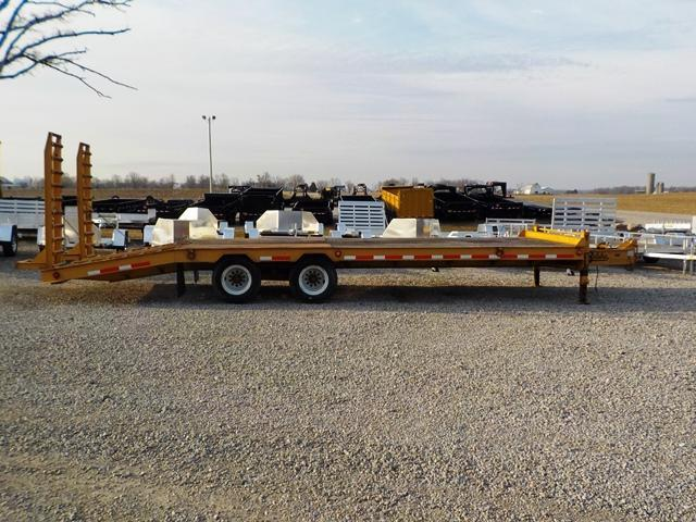 2013 Belshe DT-255 Equipment Trailer