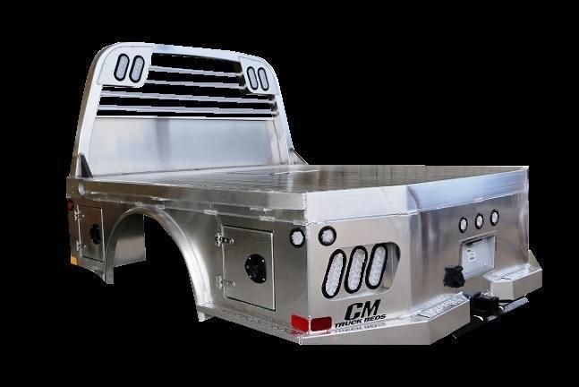 """2019 CM AL SK Truck Bed 8'6"""" X 97"""" X 56"""" X 38"""""""