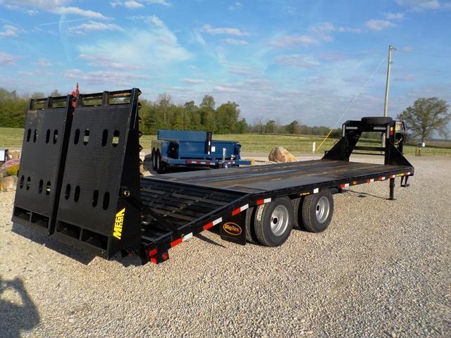 2020 Big Tex Trailers 22GN 20 5 Equipment Trailer