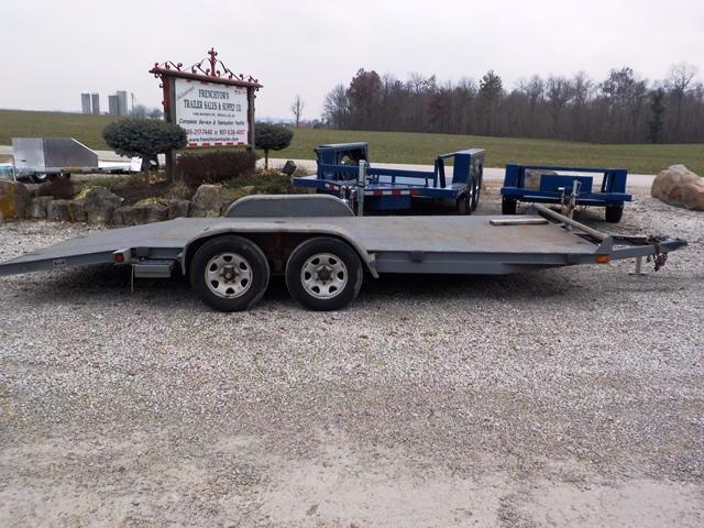 1998 CornPro Trailers 1483 DT Car / Racing Trailer