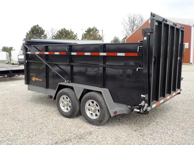 2019 B-Wise DU 14-15 ULTIMATE Dump Trailer