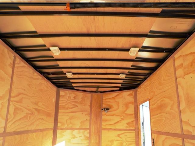 2020 Interstate IFC 712 TA2 Enclosed Cargo Trailer