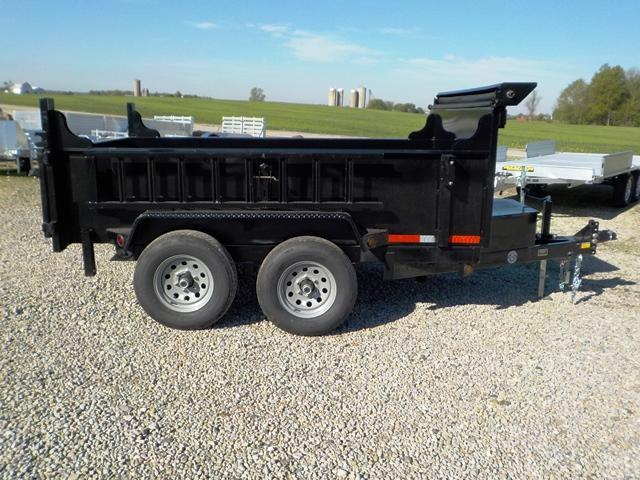 2020 Quality Steel and Aluminum 7210D10K Dump Trailer