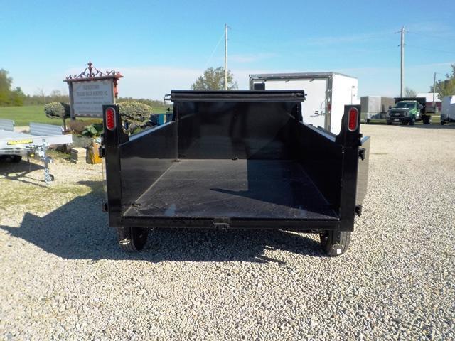 2020 Quality Steel and Aluminum 7210D10K Dump Trailer