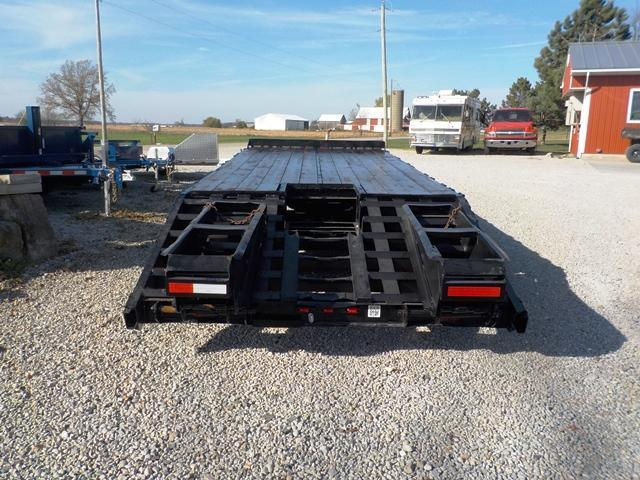 1989 Belshe FB-24 2AP Equipment Trailer - **USED**